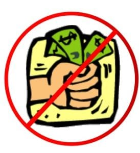 no-cash allowance is a successful strategy