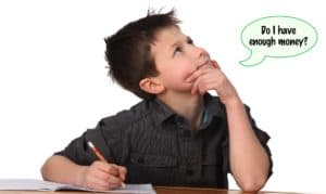 start a kid's allowance sooner than you think