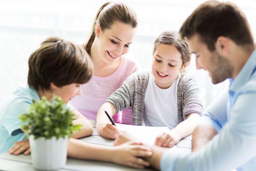 Allowances in homeschooling